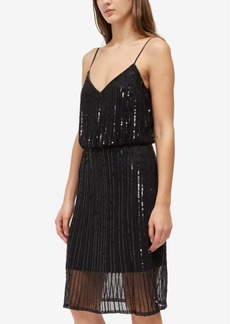 French Connection Aster Shine Dress