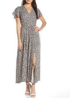 French Connection Aubi Floral Maxi Dress