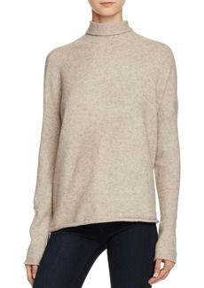 FRENCH CONNECTION Autumn Flossy Turtleneck Sweater