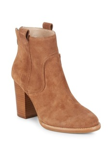 Avabba Leather Booties