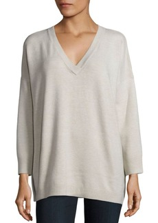 French Connection Babysoft Drop-Shoulder Pullover