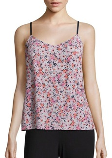 French Connection Bacongo Daisy Tank Top