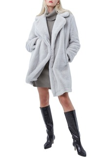 French Connection Baileigh Faux Fur Coat