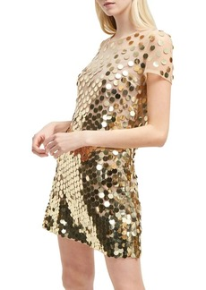 French Connection Basu Embellished Shift Dress