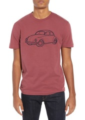 French Connection Beetle Slim Fit Cotton T-Shirt