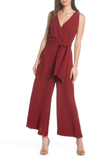 French Connection Bessie Crepe Jumpsuit