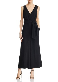 FRENCH CONNECTION Bessie Sleeveless Wide-Leg Jumpsuit