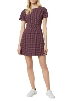 French Connection Bettina Stretch A-Line Dress