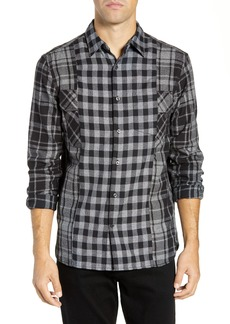 French Connection Bits & Pieces Loose Fit Sport Shirt