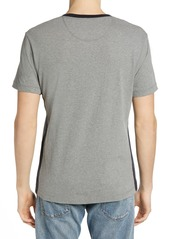 French Connection Block Side Panel T-Shirt