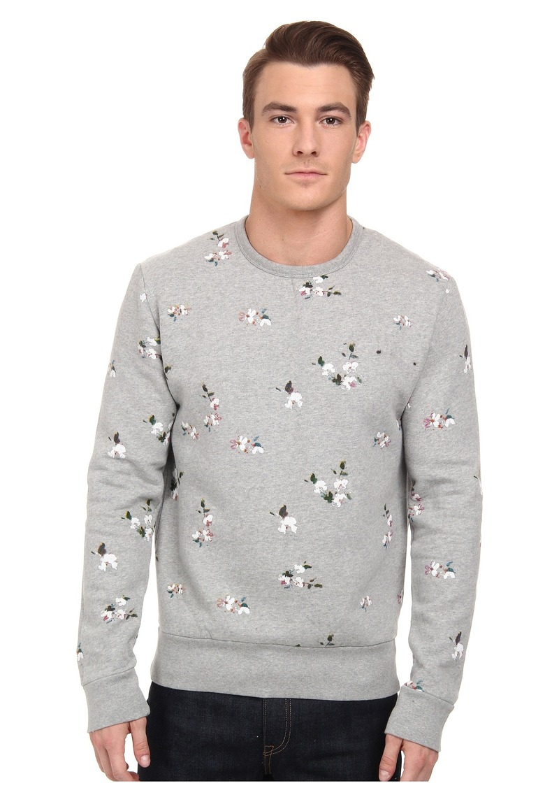 French Connection Blossom Printed Sweat