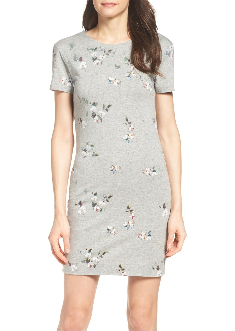 french connection french connection blossom t shirt dress