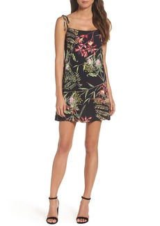 French Connection Bluhm Botero Slipdress