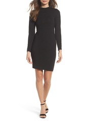French Connection Body-Con Sweater Dress