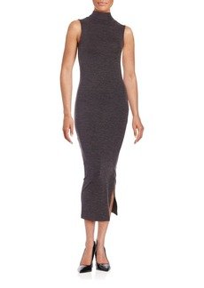 French Connection Bodycon Midi Sweater Dress