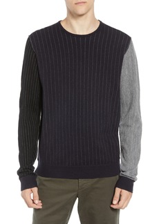 French Connection Boiled Wool Blend Crewneck Sweater