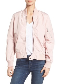 French Connection Bomber Jacket (Regular & Petite)
