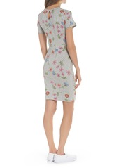 French Connection Botero Daisy Jersey Dress
