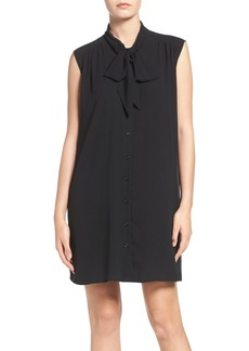 French Connection Bow Shift Dress
