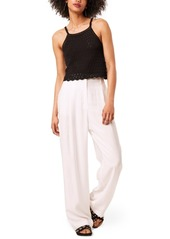 French Connection Brekhna Wide-Leg Trousers