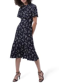 French Connection Bruns Ansa A-Line Dress