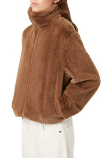 French Connection Buona Faux Fur Jacket