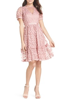 French Connection Caballo Lace Dress