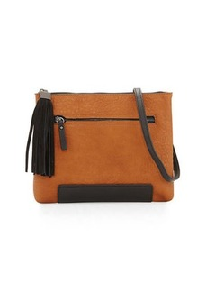 French Connection Camden Faux-Leather Clutch Bag