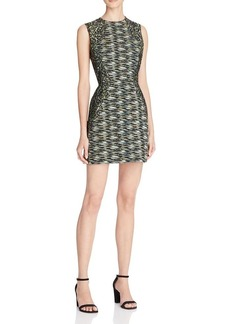 FRENCH CONNECTION Camo City Dress