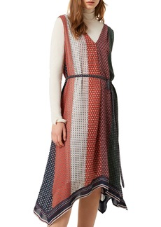 French Connection Caprice Sleeveless Midi Dress