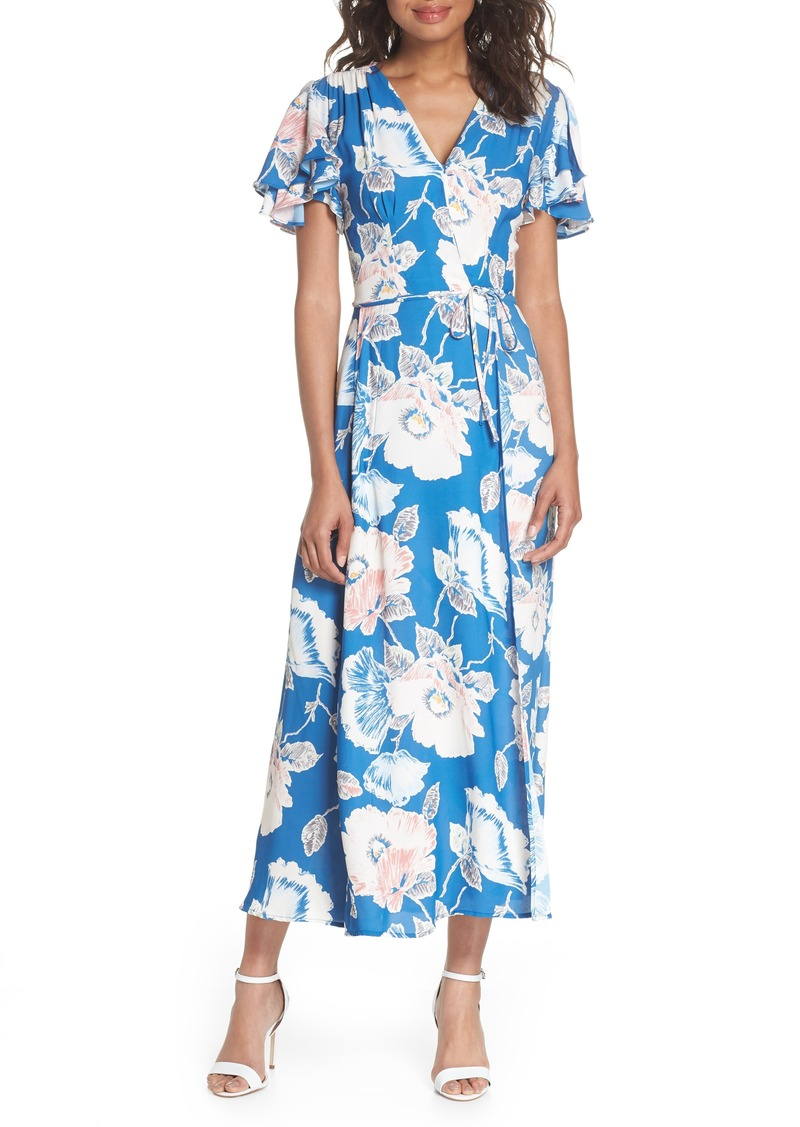 d72ed022b45 French Connection French Connection Cari Faux Wrap Crepe Dress | Dresses