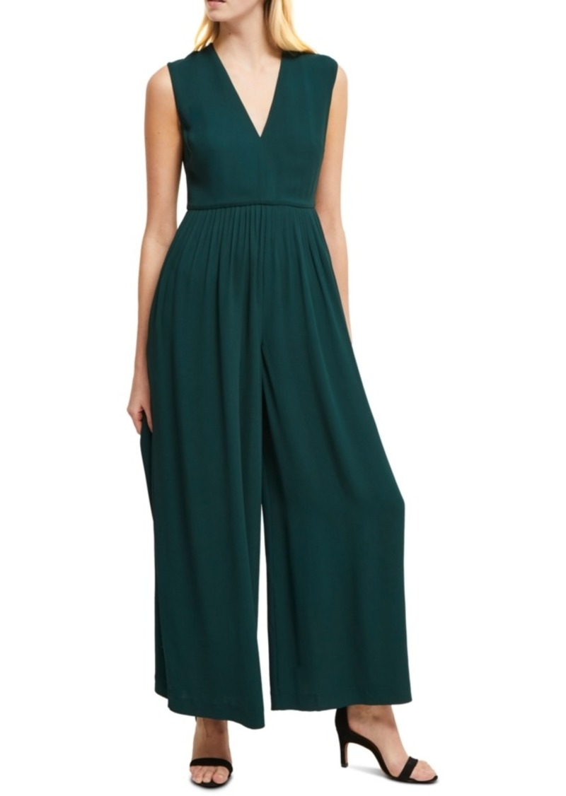 French Connection Carrabelle Crepe Jumpsuit