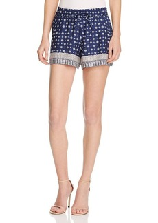 FRENCH CONNECTION Castaway Drape Shorts
