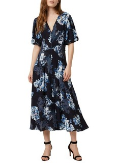 French Connection Caterina Crepe Maxi Dress