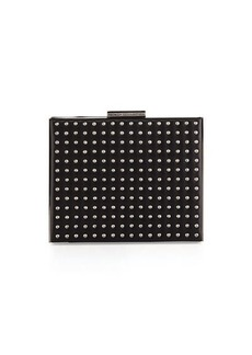 French Connection Celeste Studded Clutch Bag