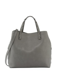 French Connection Celia Faux-Leather Tote Bag