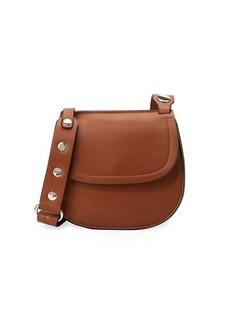 French Connection Celia Smooth Saddle Bag