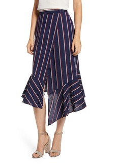French Connection Celoa Wrap Skirt