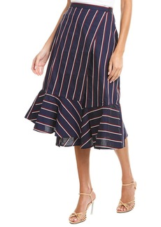 French Connection Ceola Midi Skirt