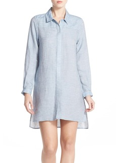 French Connection Chambray Shirtdress