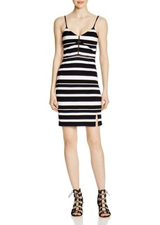 FRENCH CONNECTION Chantilly Striped Dress - 100% Bloomingdale's Exclusive
