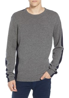 French Connection Colorblock Wool Blend Sweater