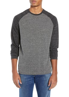French Connection Contrast Sleeve Jersey Shirt