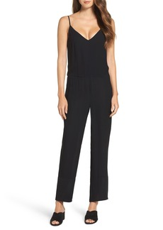 French Connection Copley Crepe Jumpsuit