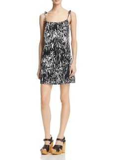 FRENCH CONNECTION Copley Printed Slip Dress