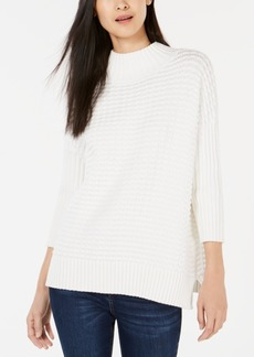 French Connection Cotton Mozart Popcorn Sweater