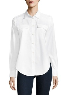 French Connection Cotton Southside Shirt