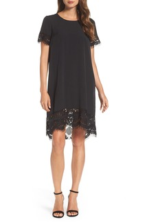 French Connection Crepe Shift Dress