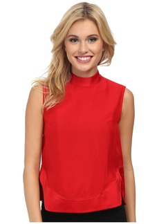 French Connection Crystal Crepe Top 72CPA
