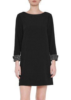 French Connection Crystal Shot Shift Dress